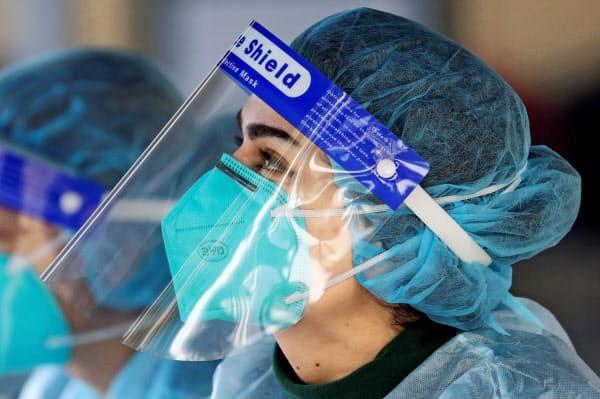 医療用のN95マスクは世界中で深刻な不足に陥った