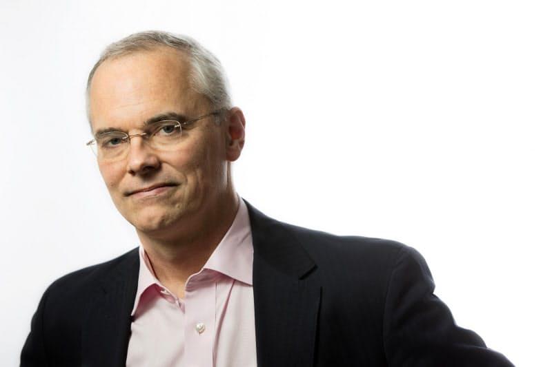 CEPIのリチャード・ハチェット最高経営責任者(CEO)