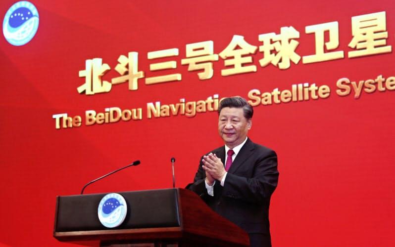 中国は国家資本主義をより洗練されたものへと進化させつつある=新華社・AP