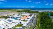 スカイマークが就航を予定する沖縄県宮古島市のみやこ下地島空港