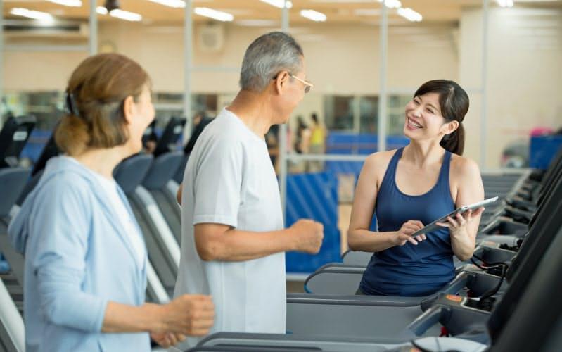 アステラスが糖尿病の患者向けに開発した運動プログラムでは、研究でさまざまな指標が改善した