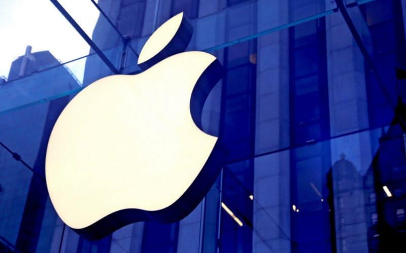 時価総額が2兆ドルを超えたアップルはESG投資家の評価も高い(写真はロイター)