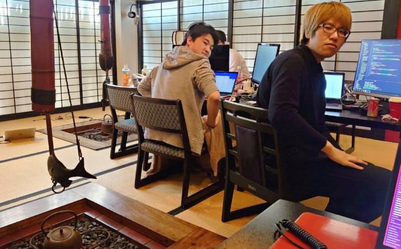 東京・港のFIXERは三重県鳥羽市の旅館でワーケーションを実施した。