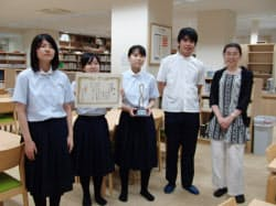 神港橘高校の児島チーム