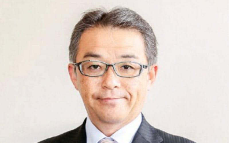 天理大学キャリア支援部部長の松葉道夫氏