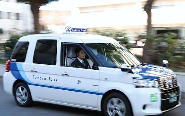 宝タクシーは買い物代行の「ピックゴー」を始めた