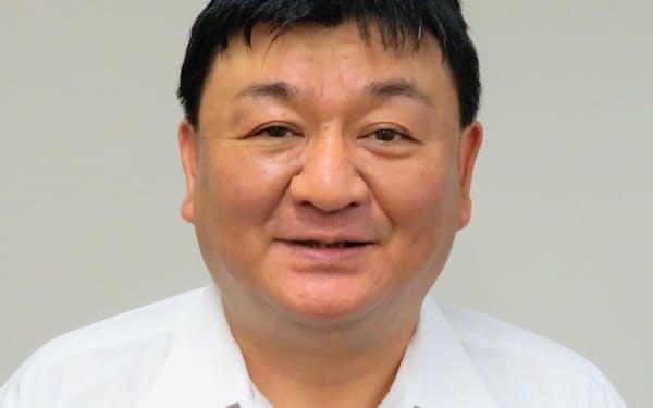 箱館醸蔵で杜氏を務める東谷浩樹氏