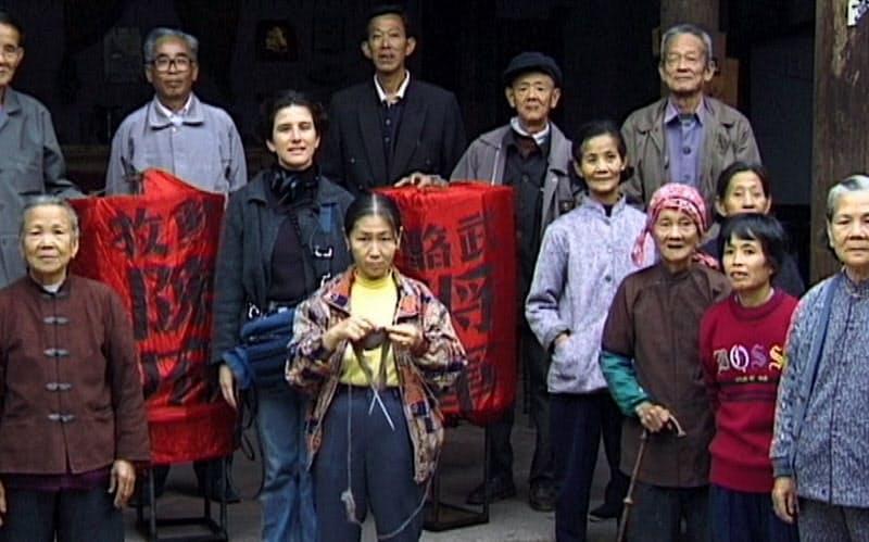 フィオナ・タン「興味深い時代を生きますように」(ワコウ・ワークス・オブ・アート提供 (C)Fiona Tan)