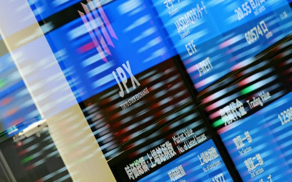 21日のダウ工業株30種平均の下げ幅が一時900ドルを超えたほか、外国為替市場での円高進展もあって連休明けの23日の日本株相場の動向が注目される