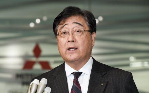 益子氏は三菱自動車の経営を約16年間主導した