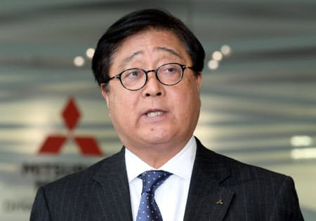 益子氏は三菱自動車を約16年間主導した