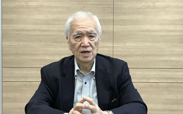 わたなべ・ひろし 財務官や国際協力銀行(JBIC)総裁を経て16年に国際通貨研究所理事長。海外人脈を生かした分析に定評。71歳