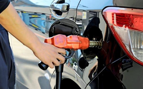 給油所間の競争が激しくなっている