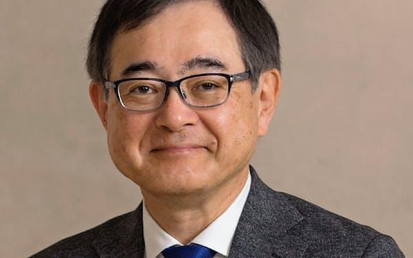 新学長に選出された宝金清博氏