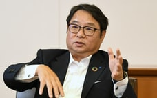 池辺九州電力社長に聞く 電力消費の構造変化