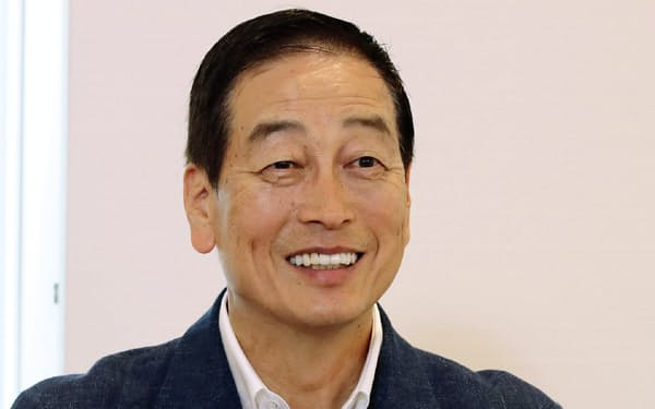 魚谷雅彦 資生堂社長
