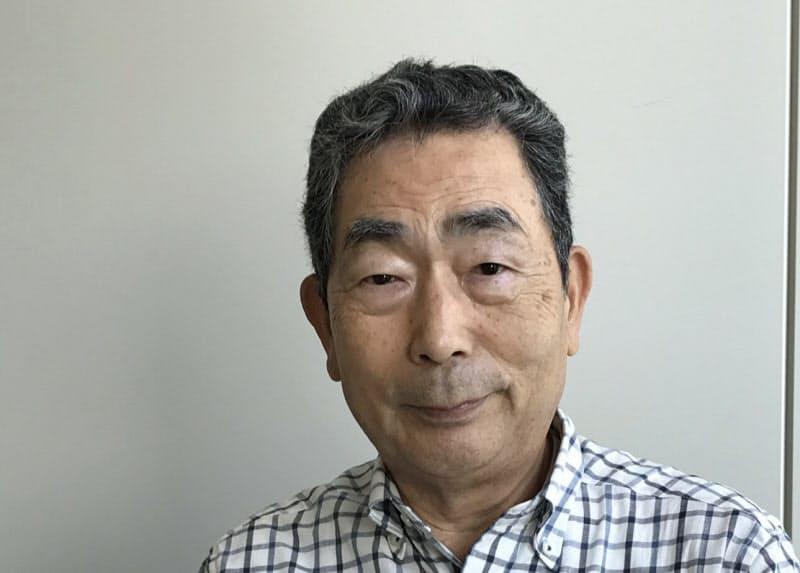 「株式投資は産業の栄枯盛衰を実感できる場」と黒川達夫さん(77)