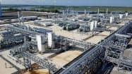IHIは米LNGプロジェクトの液化設備を完工した(米エルバ島)