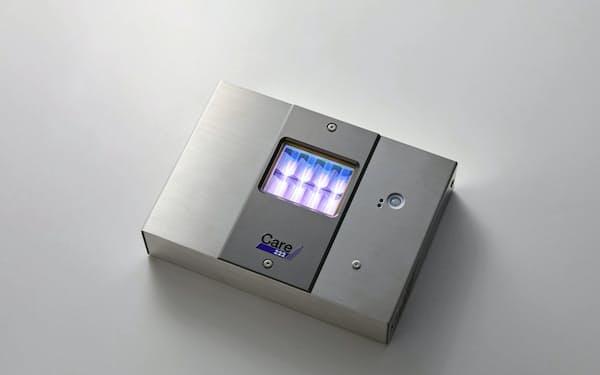 ウシオ電機の紫外線消毒装置「Care222」