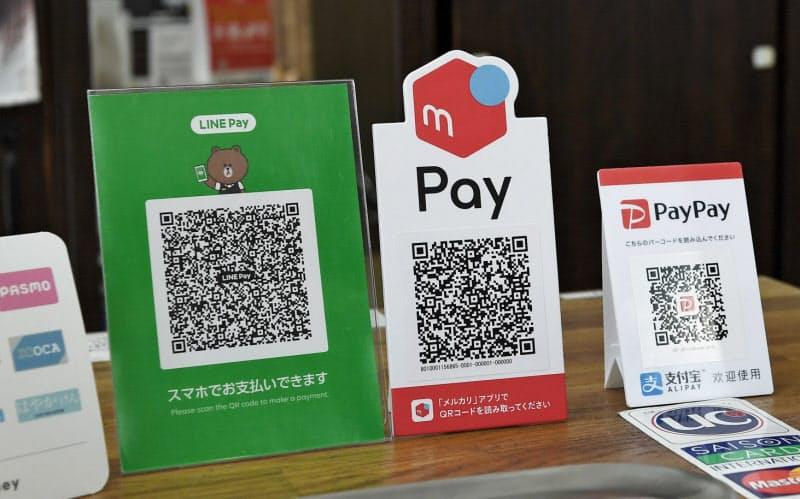 PayPayなどの電子12bet交流群に給与が振り込まれるようになる日も近い?