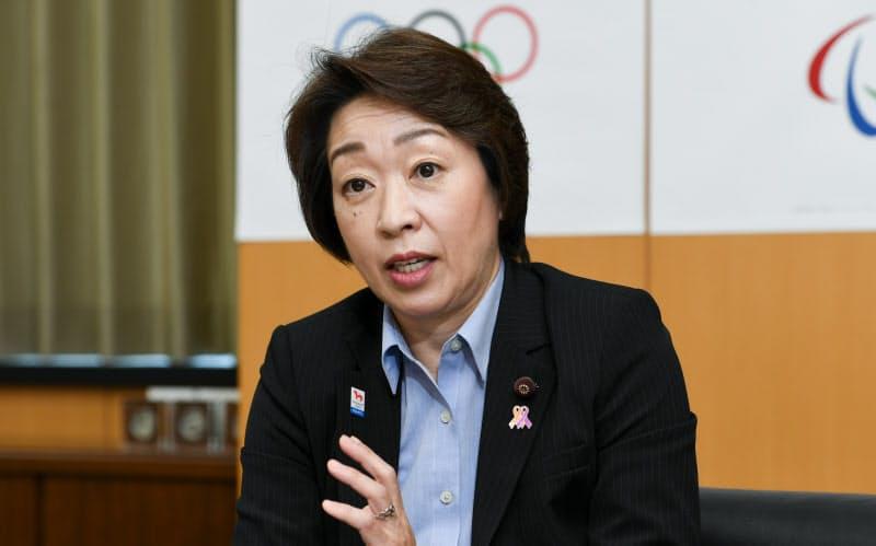 橋本聖子・女性活躍担当相