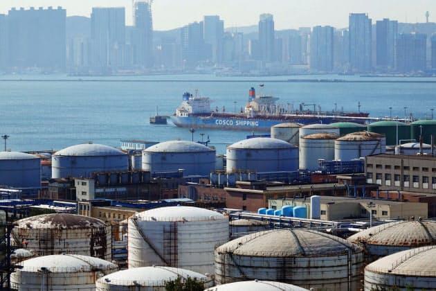 中国、戦略物資の備蓄急ぐ 米との対立背景に