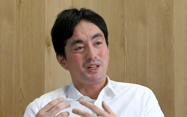 メルカリの山田進太郎社長