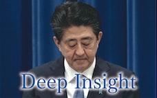 アベノ無形革命 道半ば 日本の未来は見えない資産に