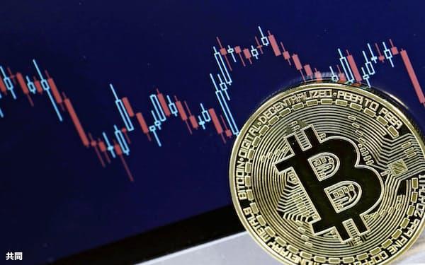 暗号資産(仮想通貨)とテスラのような値動きの激しい株式を同時に取引する投機筋は多い=共同