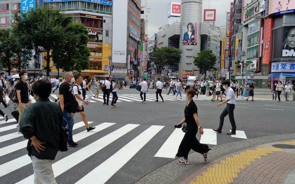 渋谷区では飲食店などの制度融資の利用が急増している
