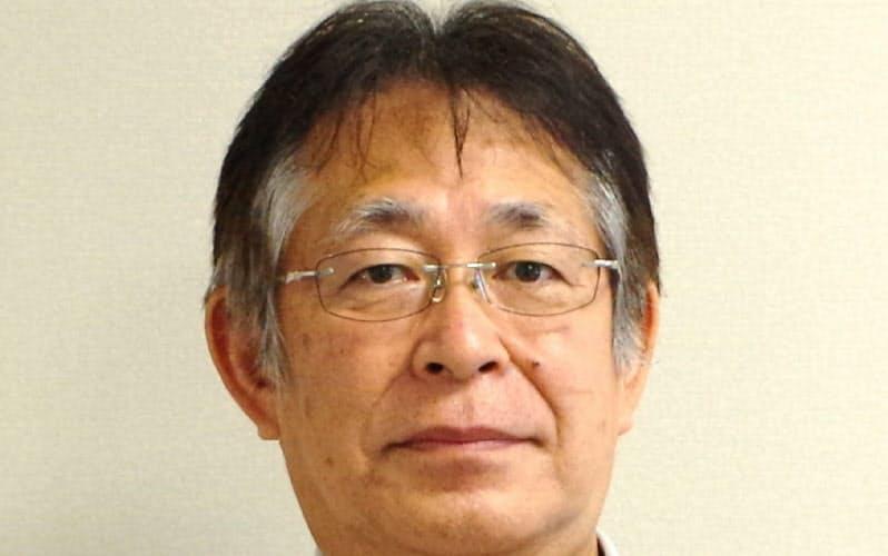 浜松学院大キャリア支援グループ長の堀内陽吉氏