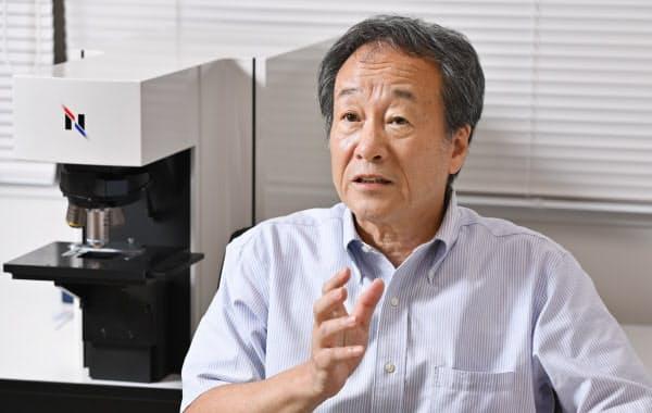 かわた・さとし 1951年大阪府池田市生まれ。79年大阪大院博士課程修了。93年阪大工学部教授。2013年特別教授。17年より名誉教授。日本分光学会と応用物理学会の会長や、理化学研究所の主任研究員も務めた。