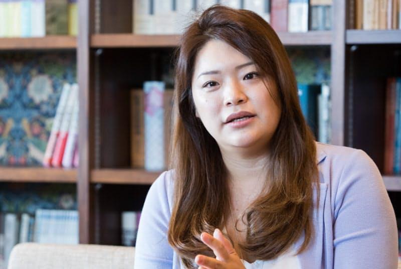 須賀千鶴・世界経済フォーラム第四次産業革命日本センター長