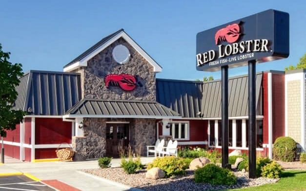 シーフードレストラン「レッドロブスター」の店舗