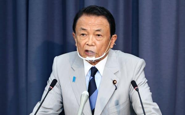 麻生太郎氏の財務相としての在任期間は18年2月に戦後歴代1位となった