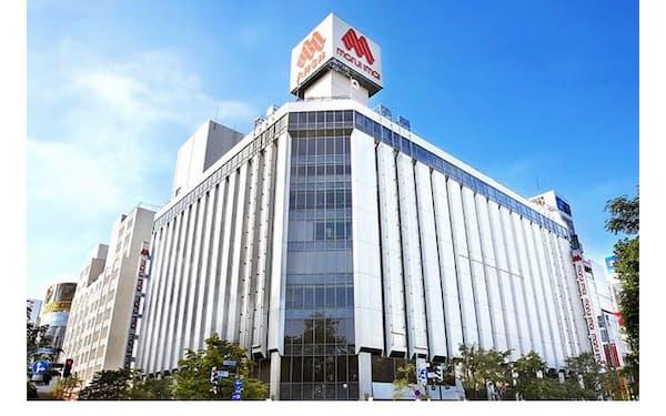 札幌丸井三越のふるさと納税ページ