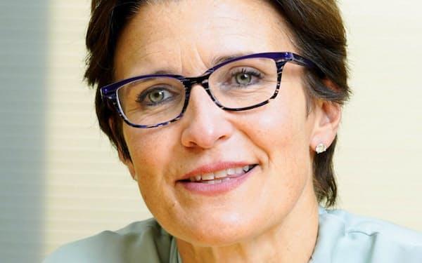 シティのジェーン・フレーザー次期CEO