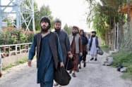 アフガンで和平協議開始の前提になっていたタリバンの捕虜解放が終了した=AP