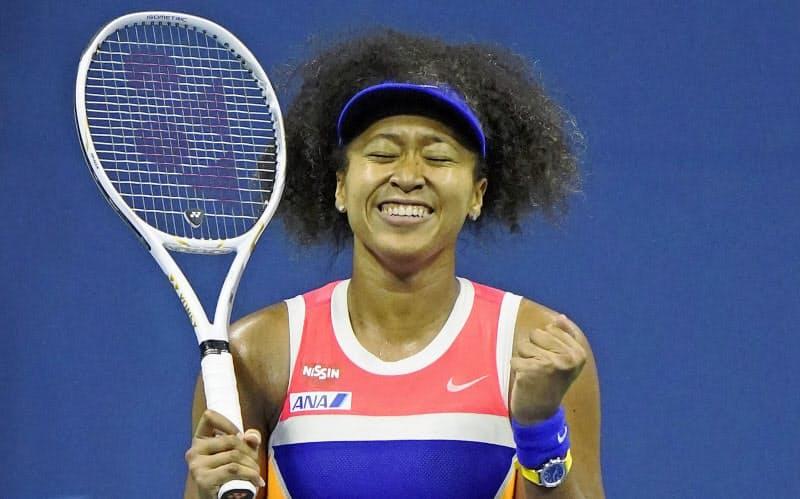 大坂、全米オープンで決勝へ