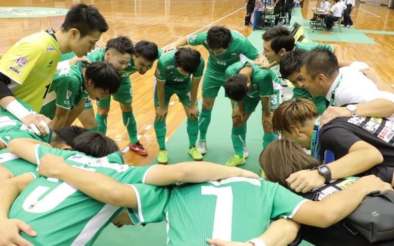 多くの新戦力を迎えた神戸は2部リーグ優勝を目指す