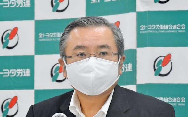 鶴岡光行会長