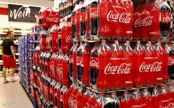 コカ・コーラは北米の4000人を対象に希望退職を募る=ロイター