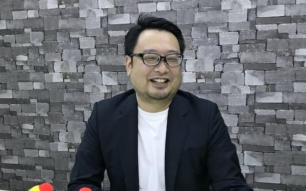 まぐまぐの松田誉史社長
