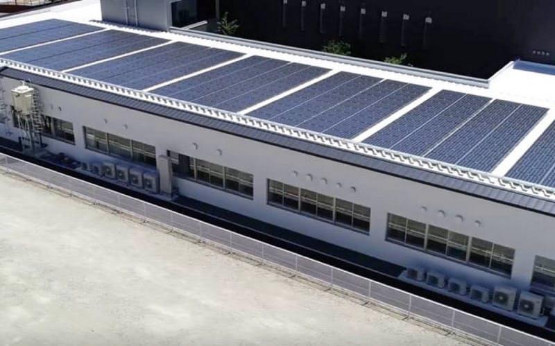日新電機、太陽光発電の自社間融通の運用自動化