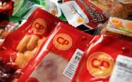 CPグループは自社ブランドで食肉加工品も展開する