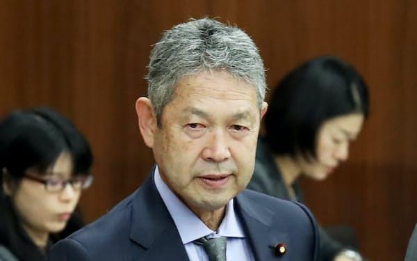 自民党の佐藤勉総務会長は国対委員長時代に与野党の人脈を築いた