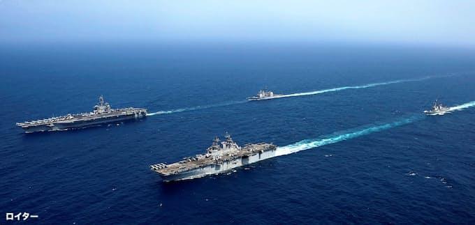 イスラエル・バーレーン国防相が協議 国交正常化合意で: 日本経済新聞