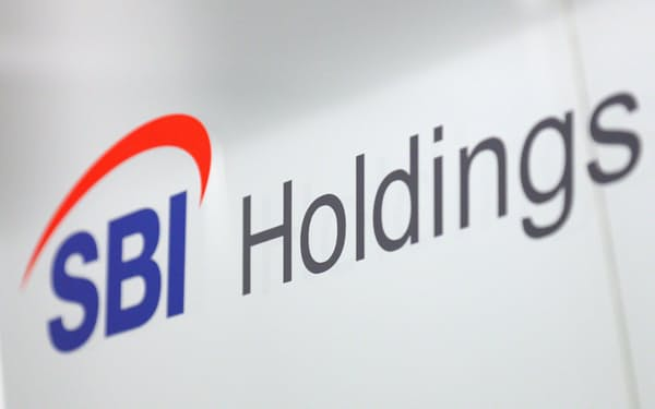 SBIは全国の地方銀行と提携する「地銀連合構想」を進めている