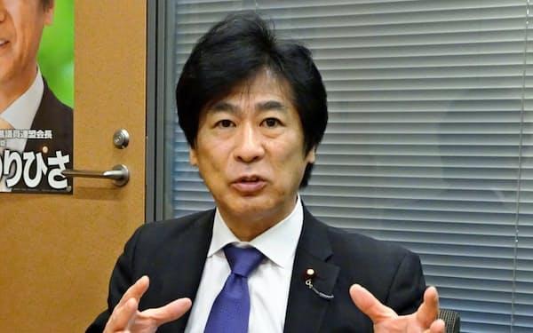 田村憲久氏は自民党政調会長代理として新型コロナウイルス対策にも取り組んできた