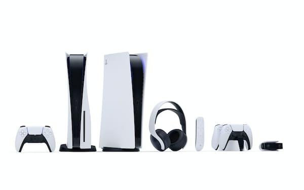ソニーは次世代ゲーム機「プレイステーション(PS)5」の2機種を11月に発売する